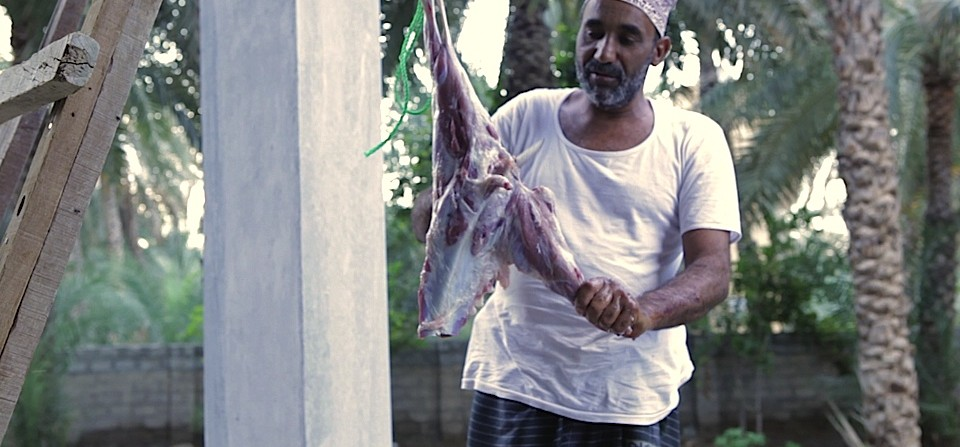 Observing a Halal Slaughter in Oman
