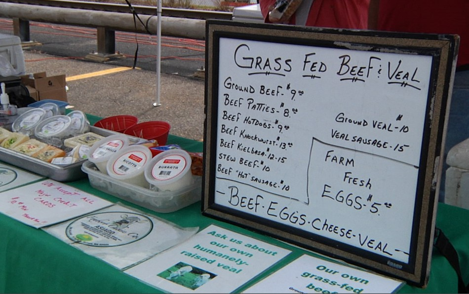 1. Pasture to Plate - Farmer's Market Meat