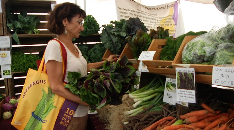 1. Pasture to Plate - Farmer's Market Vegetables