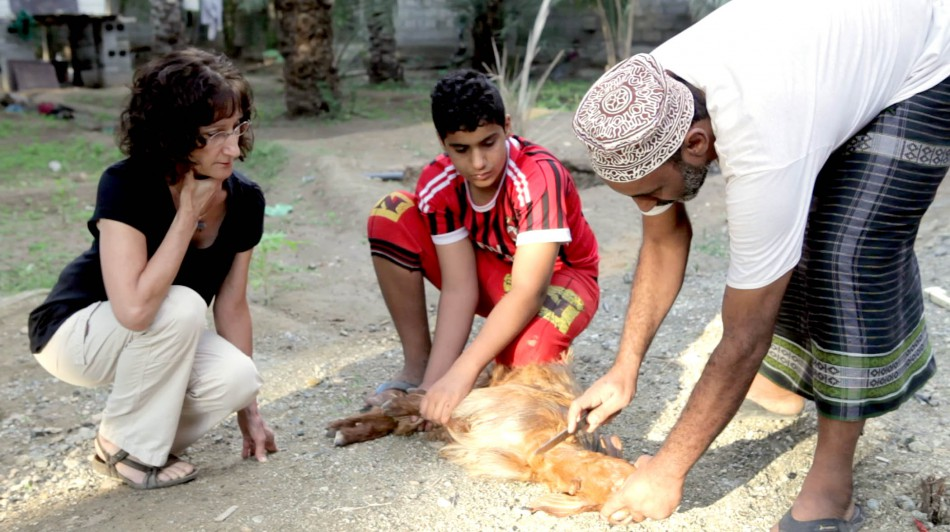 4. Ritual Slaughter - Oman Halal
